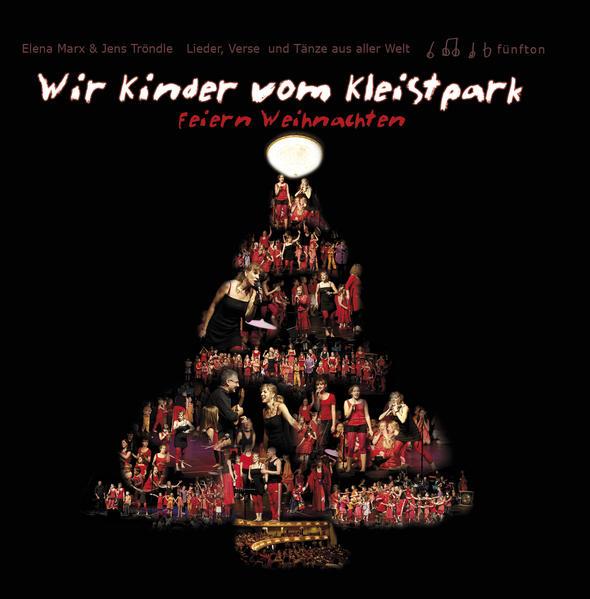 Wir Kinder vom Kleistpark feiern Weihnachten - Coverbild
