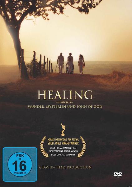 Healing - Coverbild