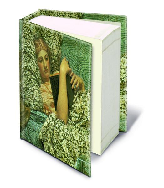 Ebook deutsch herunterladen Notizblock-Buch Lesende Frau