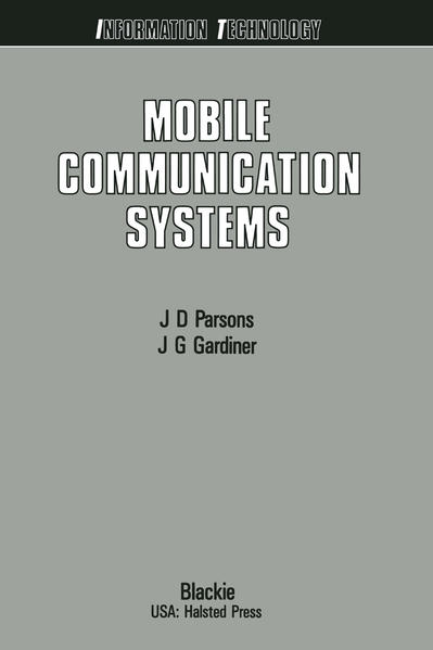 Mobile Communication Systems - Coverbild