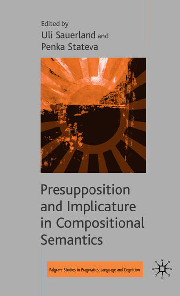 Presupposition and Implicature in Compositional Semantics - Coverbild