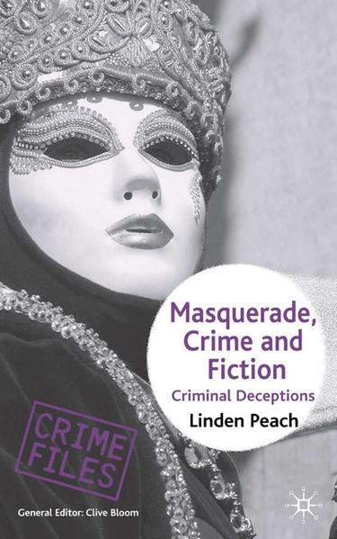 Masquerade, Crime and Fiction - Coverbild