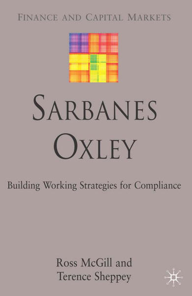 Sarbanes-Oxley - Coverbild