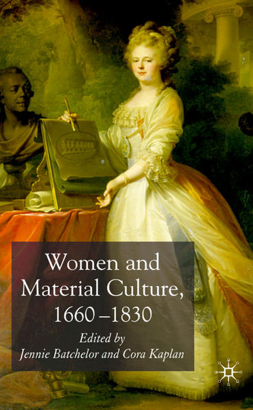 Women and Material Culture, 1660-1830 - Coverbild