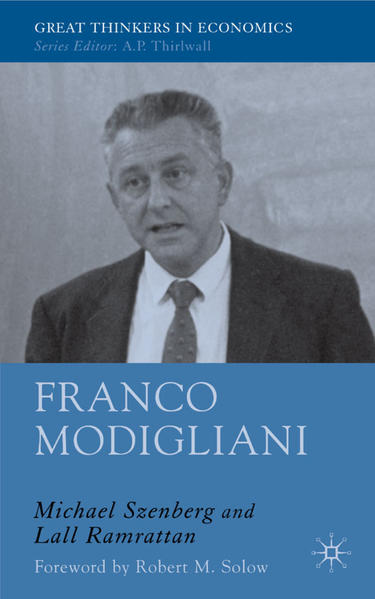 Franco Modigliani - Coverbild
