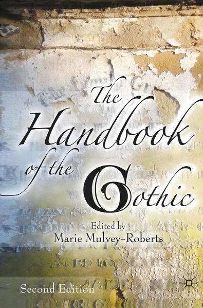 The Handbook of the Gothic - Coverbild
