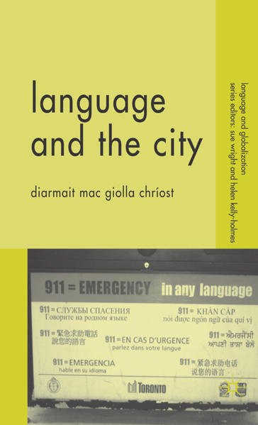 Language and the City - Coverbild