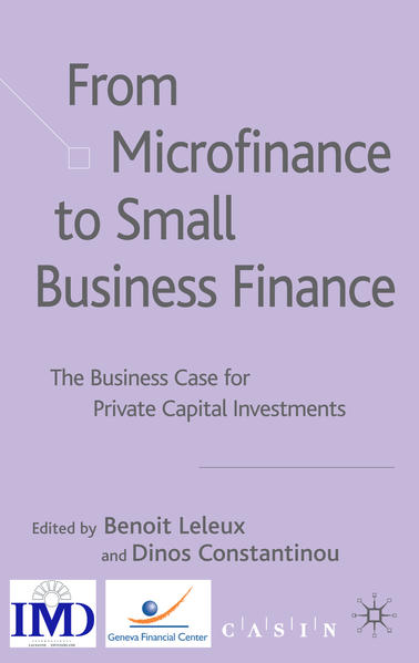 From Microfinance to Small Business Finance - Coverbild