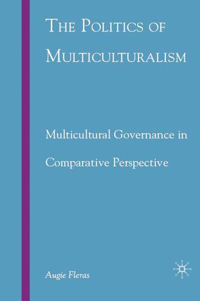 The Politics of Multiculturalism - Coverbild