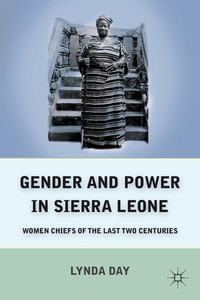 Gender and Power in Sierra Leone - Coverbild