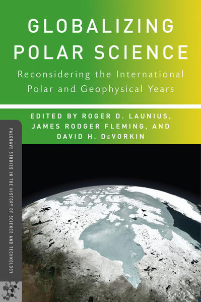 Globalizing Polar Science - Coverbild
