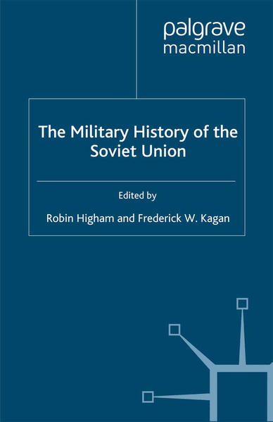 The Military History of the Soviet Union - Coverbild