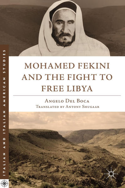 Mohamed Fekini and the Fight to Free Libya - Coverbild