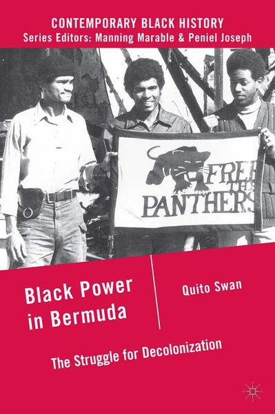Black Power in Bermuda - Coverbild