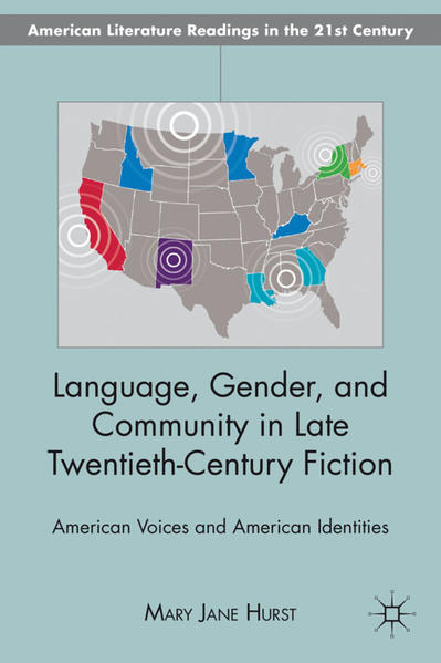 Language, Gender, and Community in Late Twentieth-Century Fiction - Coverbild
