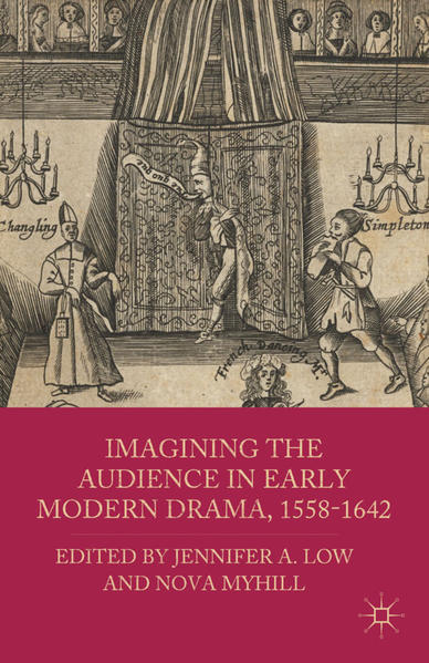 Imagining the Audience in Early Modern Drama, 1558-1642 - Coverbild