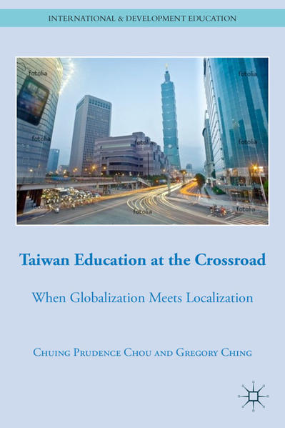 Taiwan Education at the Crossroad - Coverbild