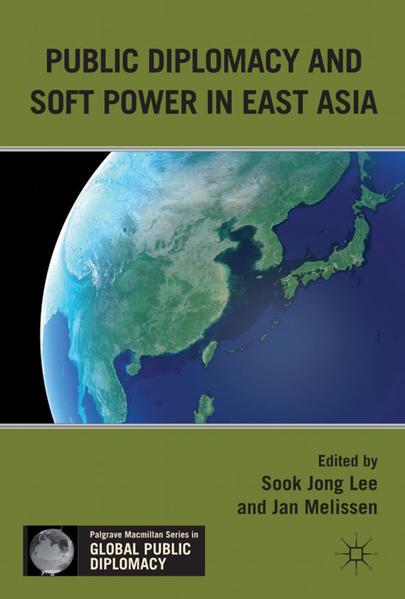 Public Diplomacy and Soft Power in East Asia - Coverbild
