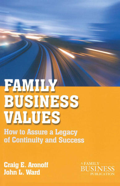 Family Business Values - Coverbild