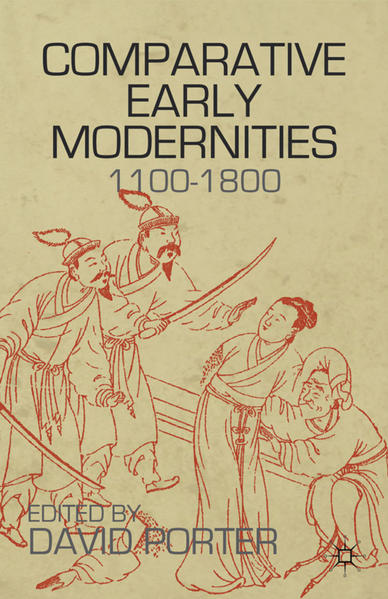 Comparative Early Modernities - Coverbild