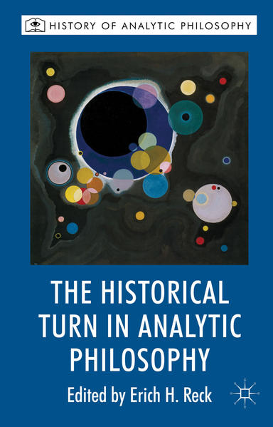 The Historical Turn in Analytic Philosophy - Coverbild