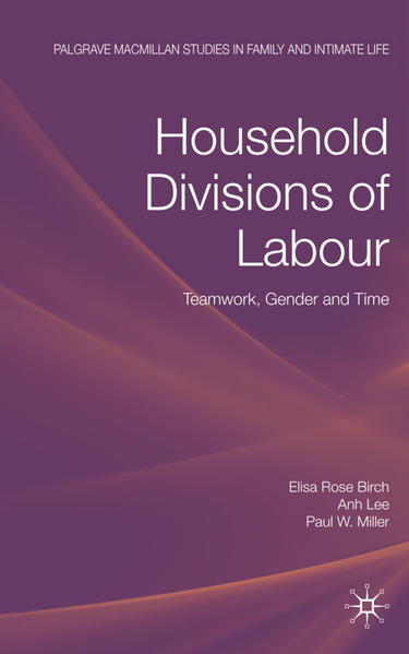 Household Divisions of Labour - Coverbild