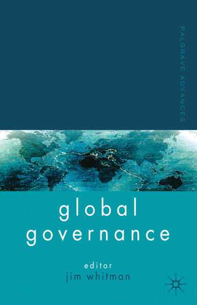 Palgrave Advances in Global Governance - Coverbild