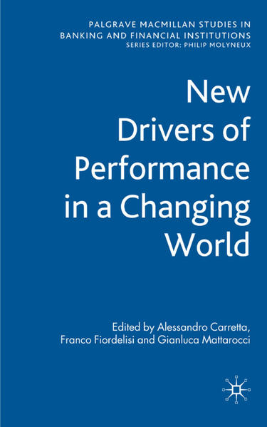 New Drivers of Performance in a Changing World - Coverbild