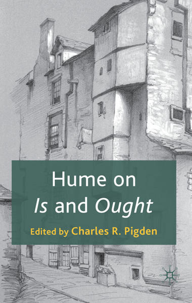 Hume on Is and Ought - Coverbild