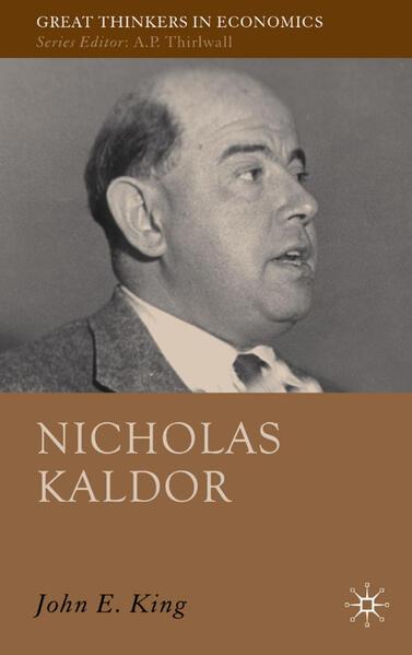 Nicholas Kaldor - Coverbild