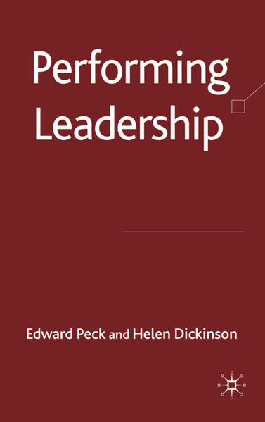 Performing Leadership - Coverbild