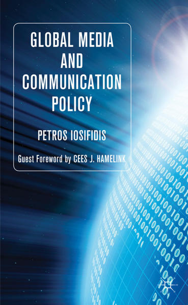 Global Media and Communication Policy - Coverbild