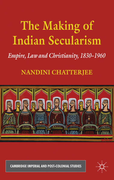 The Making of Indian Secularism - Coverbild