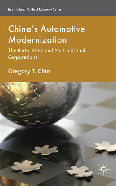 China's Automotive Modernization - Coverbild