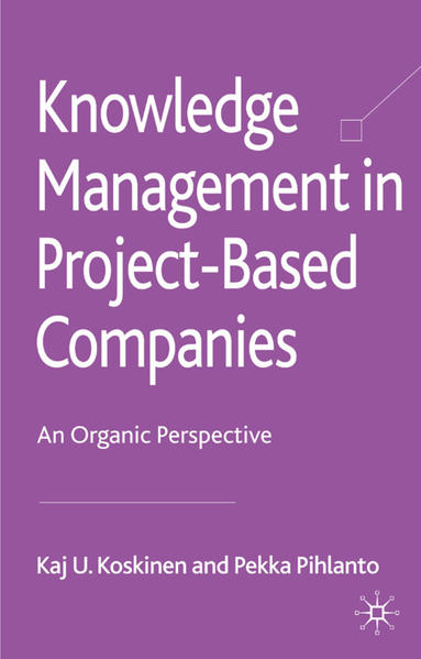 Knowledge Management in Project-Based Companies - Coverbild