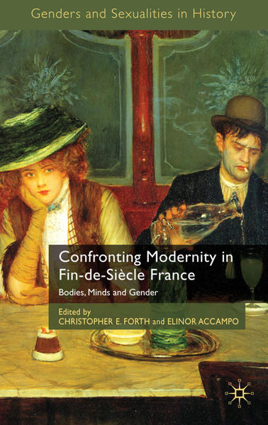 Confronting Modernity in Fin-de-Siècle France - Coverbild