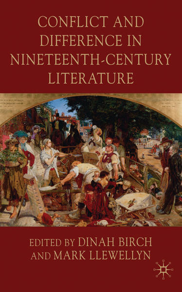 Conflict and Difference in Nineteenth-Century Literature - Coverbild