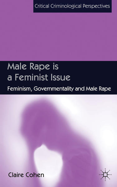 Male Rape is a Feminist Issue - Coverbild