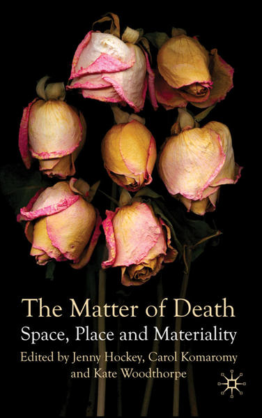 The Matter of Death - Coverbild