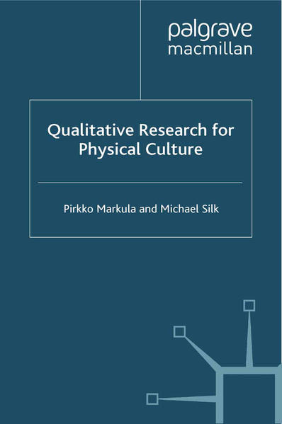 Qualitative Research for Physical Culture - Coverbild