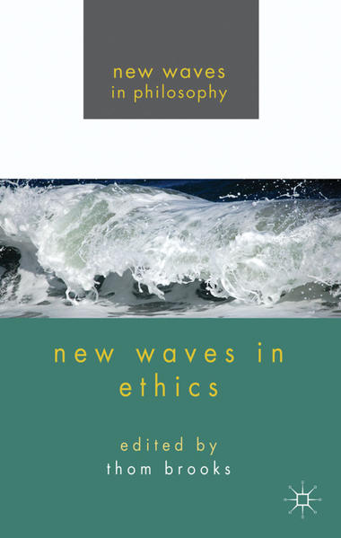 New Waves in Ethics - Coverbild