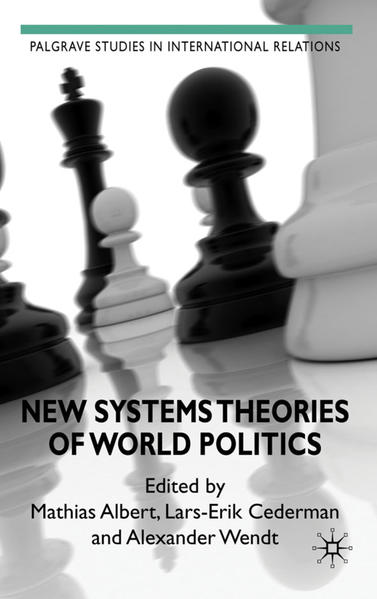 New Systems Theories of World Politics - Coverbild