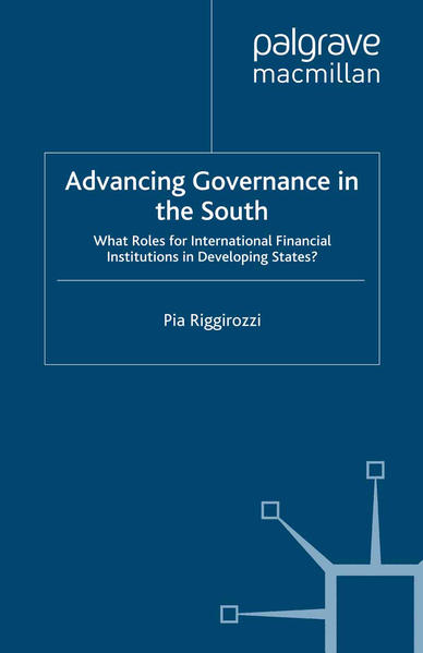 Advancing Governance in the South - Coverbild