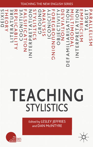 Teaching Stylistics - Coverbild