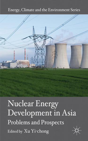 Nuclear Energy Development in Asia - Coverbild