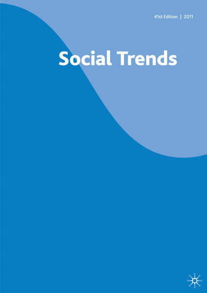 Social Trends (41st Edition) - Coverbild