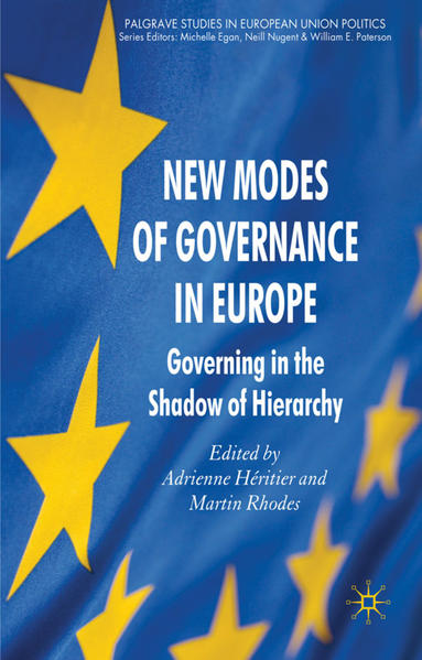 New Modes of Governance in Europe - Coverbild