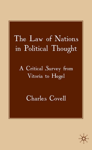 Kostenlose PDF The Law of Nations in Political Thought