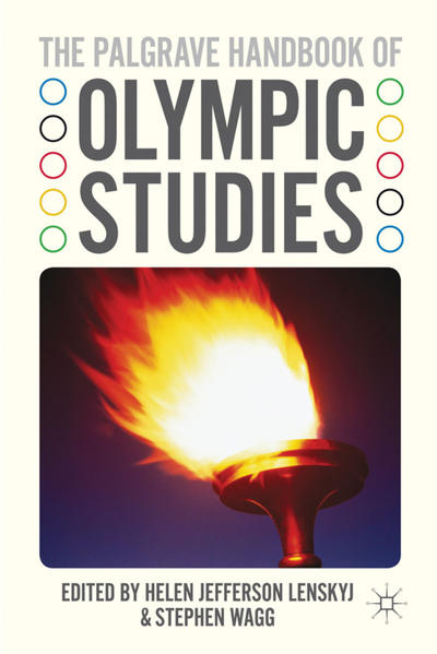 The Palgrave Handbook of Olympic Studies - Coverbild