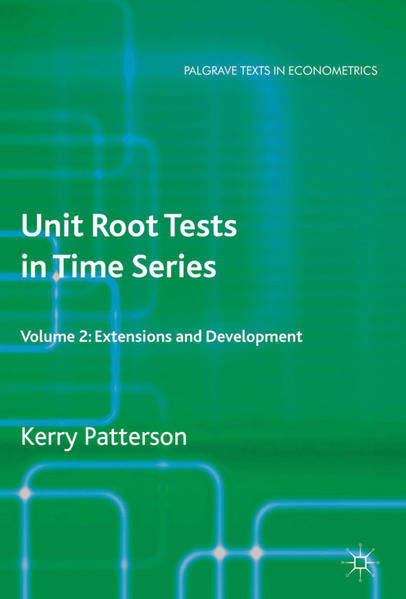 Unit Root Tests in Time Series Volume 2 - Coverbild